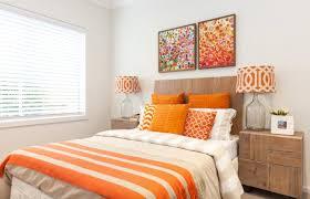 orange bedroom furniture. Decorating With Orange - Freshome.com Bedroom Furniture T