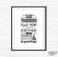 pictures for office. Teamwork Quotes For Office In This Quote Inspirational Wall  Art Motivational Decor Printable Cubicle Pictures Office 3