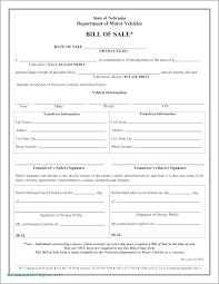 Auto Bill Of Sale Template Pdf Bill Of Sales Free Vehicle Bill Of
