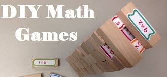 Wooden Math Games Quick and Easy to Implement DIY Math Games Scholar's Choice 20
