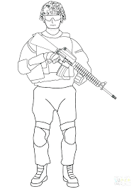 Coloring Pages Army Soldier Coloring Pages Home War Page Army