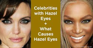 Eye Color Recessive Dominant Chart Hazel Eyes What Determines Hazel Eye Color
