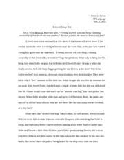 beloved essays compare and contrast baby suggs and sethe 4 pages beloved essay test