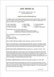 Medical Billing Resume Samples Delectable Medical Billing Resume Sample Sevte