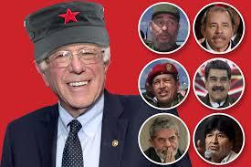 Meet Bernie Sanders' corrupt left-wing comrades
