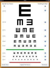 Near Vision Test Chart Pdf 18 Exhaustive Snellen Chart 20 200