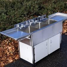 portable garden utility sink designs
