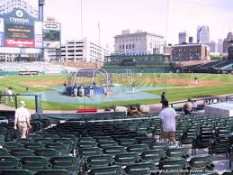 Comerica Park Seat Views Section By Section