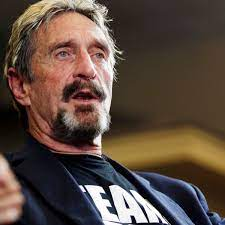 John McAfee: the software pioneer turned fugitive