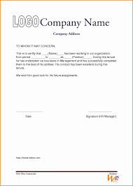 Another Word For Work Experience Work Experience Letter Format Free Download Tripevent Co