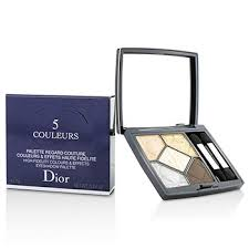 dior 5 couleurs high fidelity colors effects eyeshadow palette 567 adore 7g