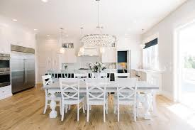 white dining table with gray top and turned legs
