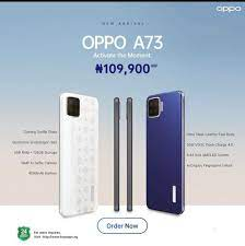 Archive: New Oppo A73 128GB Black in Jahi - Mobile Phones, Bola Mercy