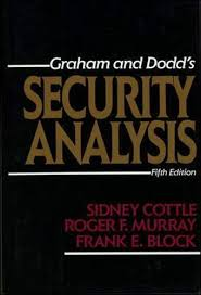 Security Analysis: Fifth Edition: Murray, Roger, Cottle, Sidney ...