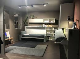 wall beds for small rooms. Contemporary Wall A Folddown Wall Bed In Wall Beds For Small Rooms L