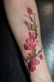 орхидея с бабочками добавлено галина карелина