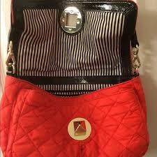 78% off kate spade Handbags - Kate Spade Red Quilted Nylon ... & kate spade Bags - Kate Spade Red Quilted Nylon CrossBody Adamdwight.com