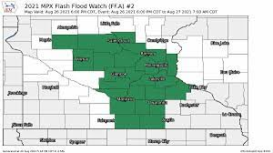 Flash flood watch includes Twin Cities ...