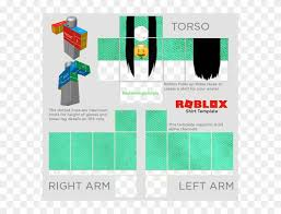 Roblox Shirt Textures Roblox R15 Shirt Template Transparent Roblox Shirt
