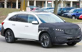 2018 acura rdx spy photos. delighful acura 2018 acura mdx spy picture on acura rdx spy photos 8