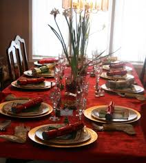 Accessories. Mesmerizing Christmas Table Centerpiece Inspiring ...