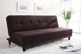 Contemporary Leather Sofa Bed For Sale Brown Suede Beds By Dandsfurniturenet Throughout Design Decorating