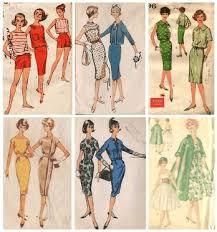 1950s Patterns