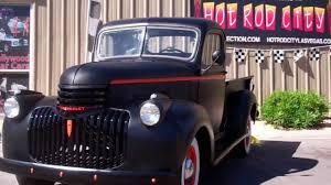 1945 Chevy 1/2 Ton Pickup - YouTube