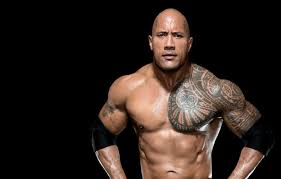 обои взгляд поза тату татуировка актёр Muscle мышцы рестлер