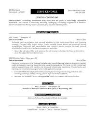Accounting Resume Objective 10 Objective Accountant Letter Sample
