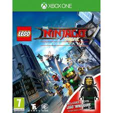 The LEGO NINJAGO Movie Video Game [Mini-Fig Edition]