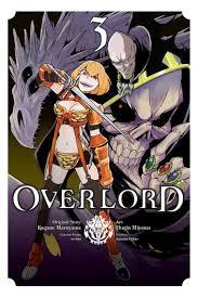 overlord vol 3 manga ebook by