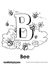Special Bumble Bee Coloring Sheet Cool Ideas For You 7204