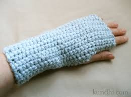 Free Crochet Patterns For Beginners Custom Easy Wrist Warmer Free Crochet Pattern Craftfoxes