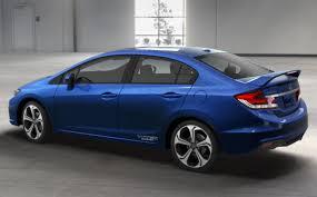honda civic si 2015. Beautiful Honda 1022014 1104 AM 35783 2015hondacivicsisedanside1jpg  1174 Gal_sm1jpg And Honda Civic Si 2015