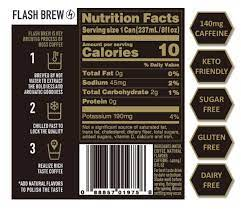 Caffeine does not have a %rdi. Boss Coffee By Suntory Japanese Flash Brew Original Black Coffee 8oz 12 Pack Imported From Japan Espresso Doubleshot Ready To Drink Keto Friendly Vegan No Sugar No Gluten No Dairy Amazon Com
