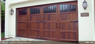 wood double garage door. Garage Door W17. CUSTOM Wood Double G