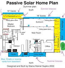 passive solar house plans cold climate luxury passive solar home plans bibserver