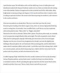 write a good descriptive paragraph