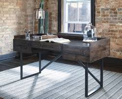 home office world. Starmore - Brown Home Office Desk World B