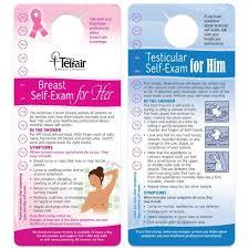 testicular cancer self exam video. breast/testicular self-exam two-sided shower card (english) - personalization testicular cancer self exam video ,