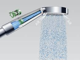 shower head water. Contemporary Head Hand Shower With EcoSmart Reduces Water Consumption Intended Head Water D