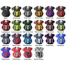 All Star Catchers Gear Size Chart All Star System 7 Adult Chest Protector
