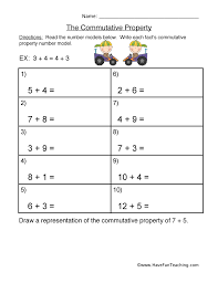 Ideas About Associative Property Of Multiplication Worksheets Free ...