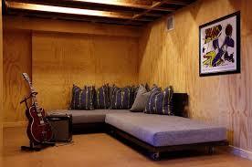 unfinished basement bedroom. Delighful Bedroom Image Of Unfinished Basement Laundry Room Ideas For Bedroom F