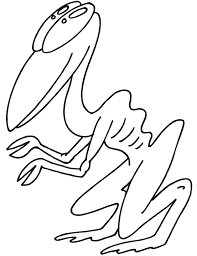 Small Picture Alien Animal Coloring Pages Coloring Coloring Pages