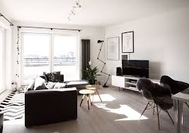 Scandinavian Design Living Room Apartment Fabulous Living Room Inside Apartment Scandinavian