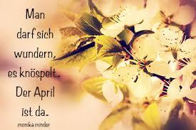 April Gedichte Für Kinder Und Erwachsene Moderne Und Klassische