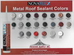 Titebond Metal Roof Sealant Color Chart Quality Metal Roofing 303 420 8538