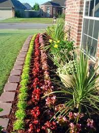 Attractive Front Yard Flower Garden 17 Best Ideas About Front Flower Beds  On Pinterest Flower Beds